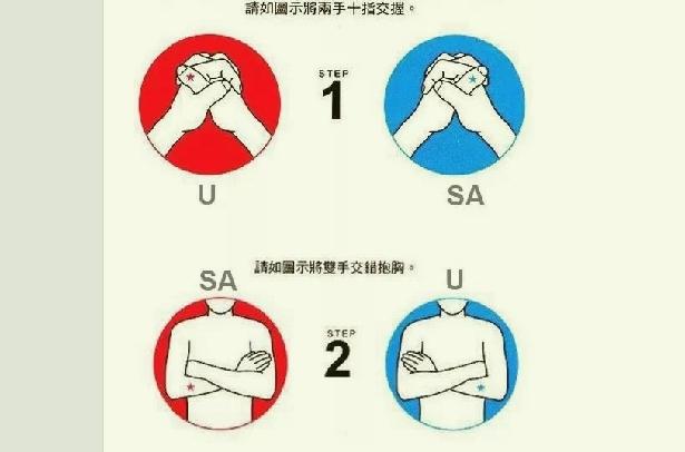 雙手交叉動作,就把一個人的愛情態度看透透!!比讀心術還厲害!!